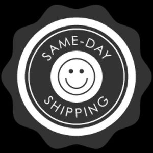 Same day shipping always!!!